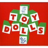 Cd Toy Dolls Dig That Groove Baby [captain Oi  Bonus Tracks]